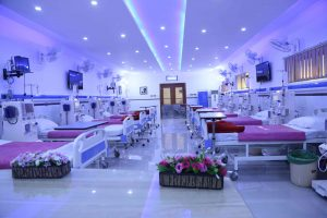 Dialysis Center Dr A Q Khan Hospital